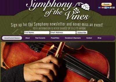 Symphony of the Vines